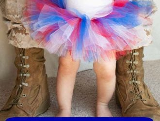 How to Have a Baby on a Military Budget