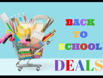 Don't Miss out these Back to School Deals For this Week!  7/15/2018 – 7/21/2018