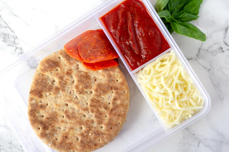 Homemade Pizza Lunchable Recipe