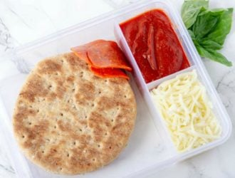 How to make homemade lunchables for kids