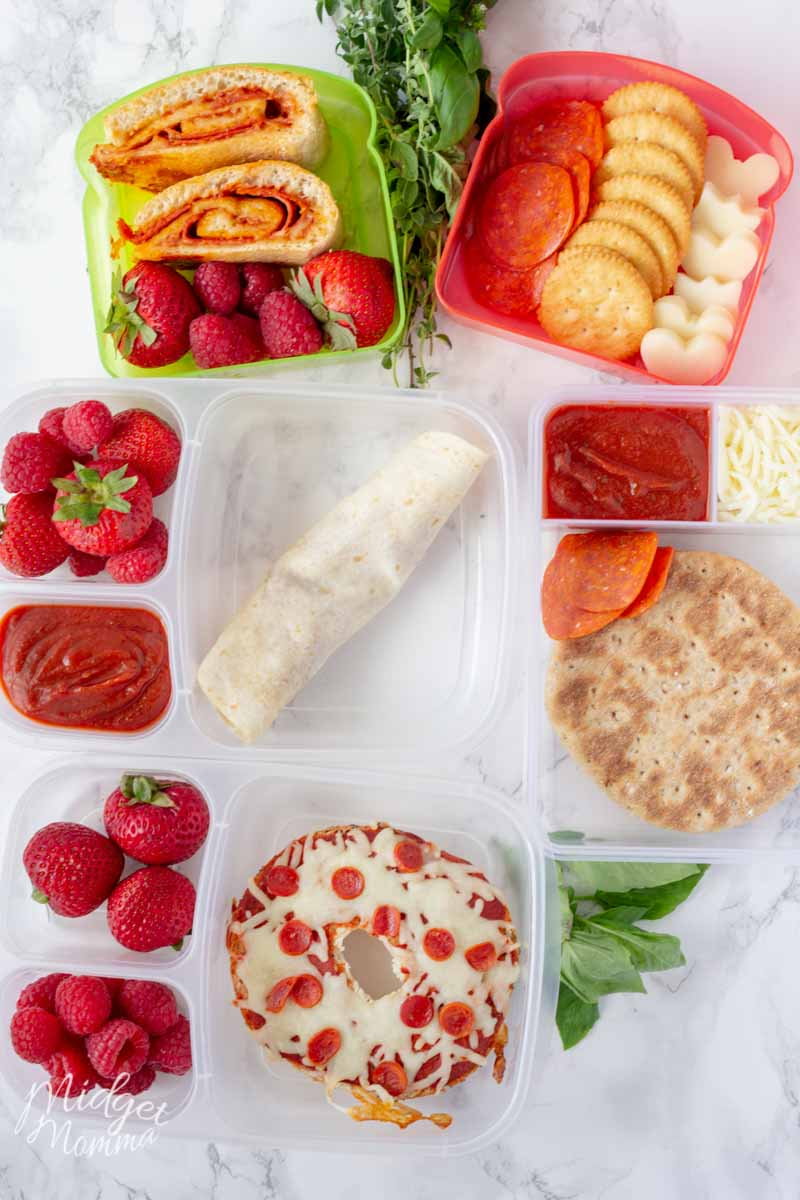 Pizza Lunchbox Ideas
