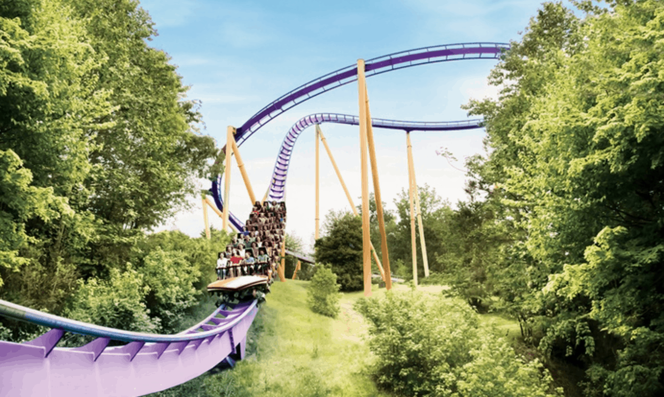 Unlimited Visits all Summer to Busch Gardens Williamsburg