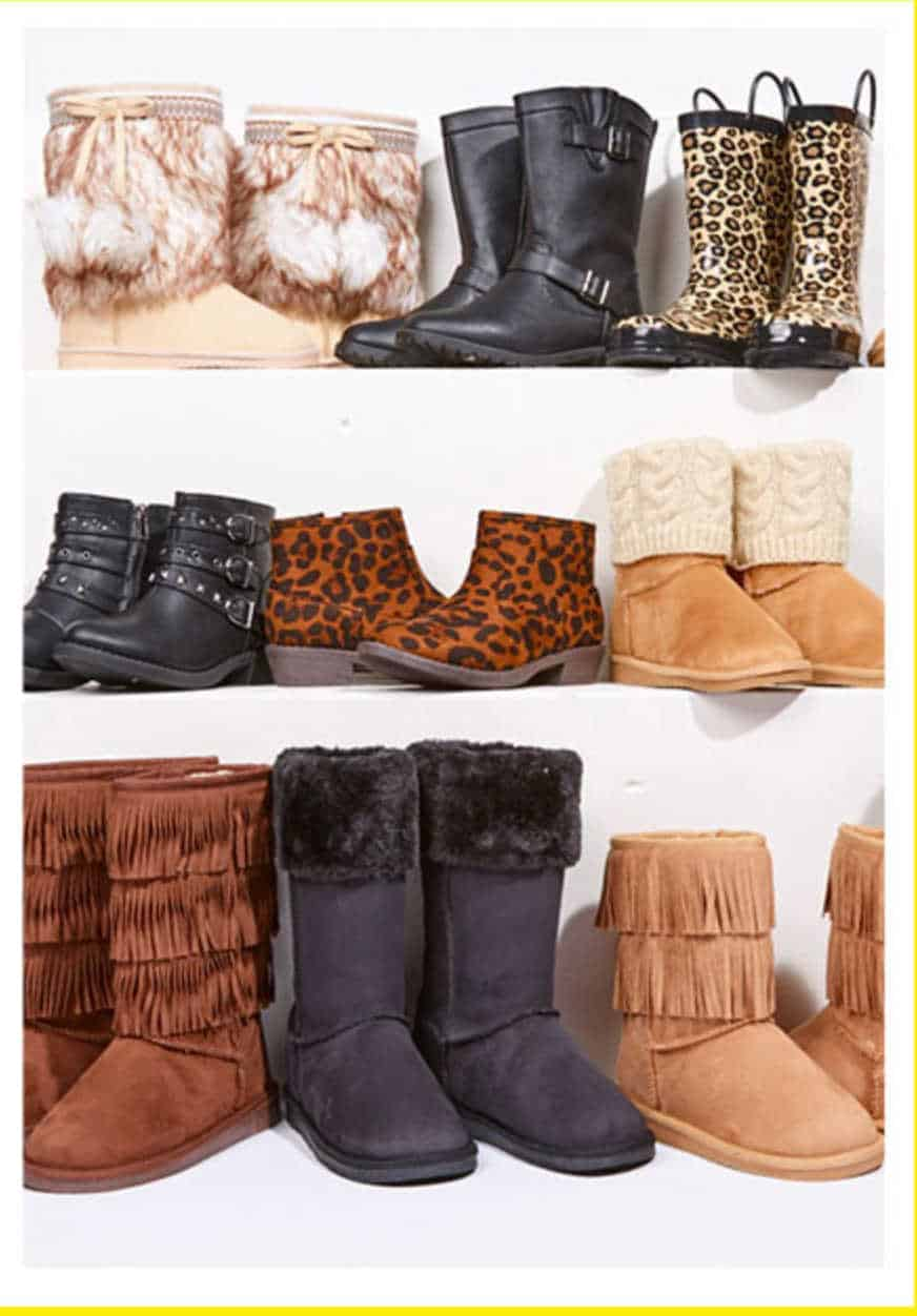 fabkids shoe deal