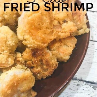 keto fried shrimp Recipe