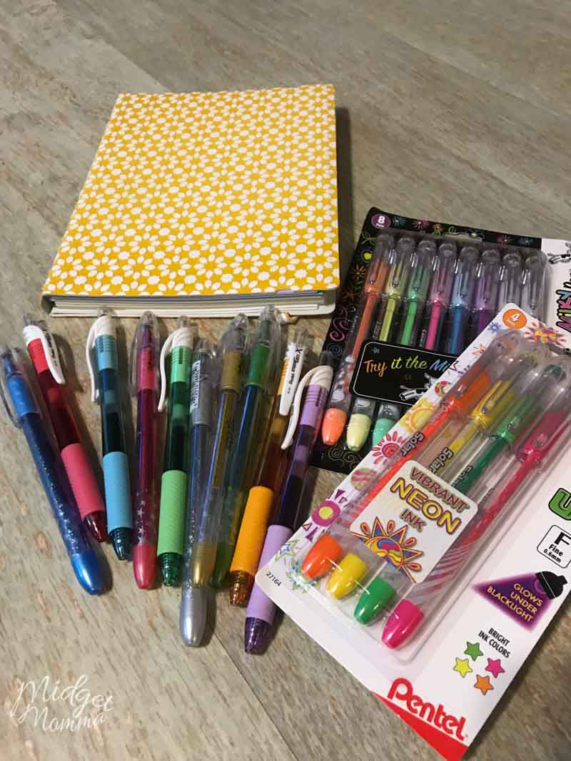 Bullet Journaling for Teens