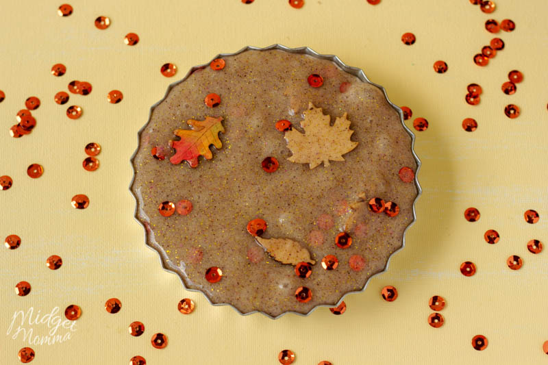 How to Make Pumpkin Pie Slime