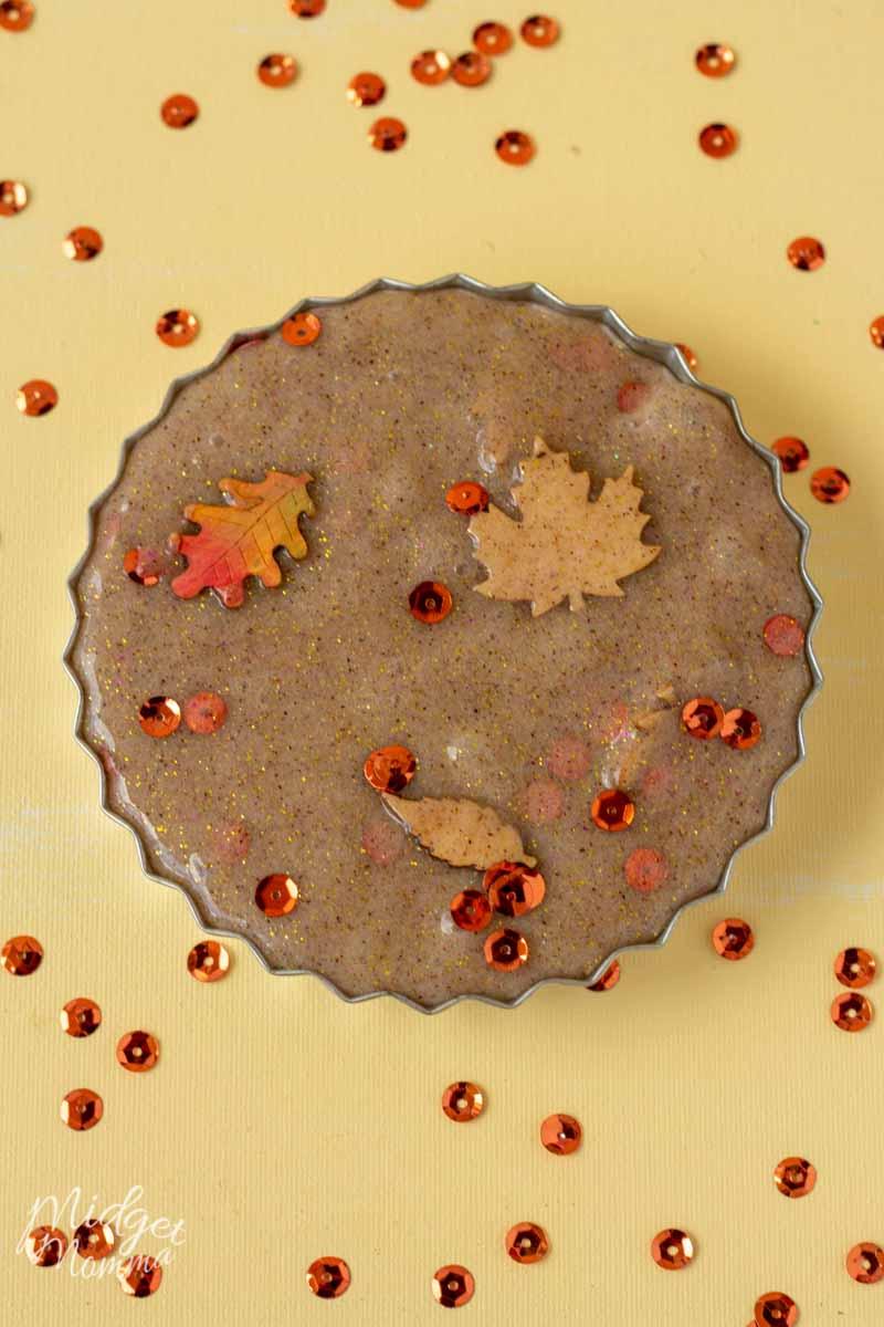 Pumpkin Pie Slime