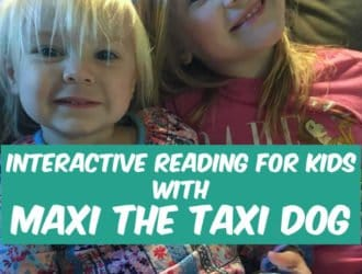 Interactive Reading for Kids With Maxi the Taxi Dog App! + Win a Trip to NYC!