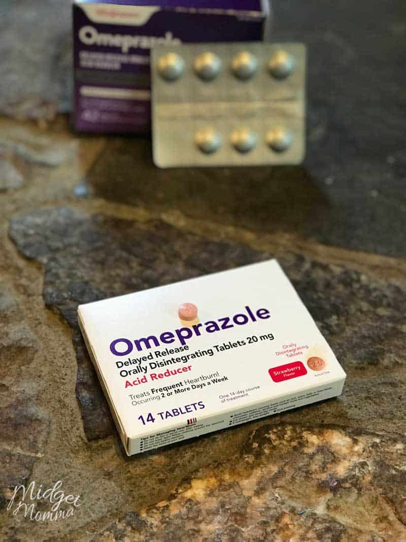Omeprazole Orally Disintegrating Tablet and buying omeprazole at Walgreens