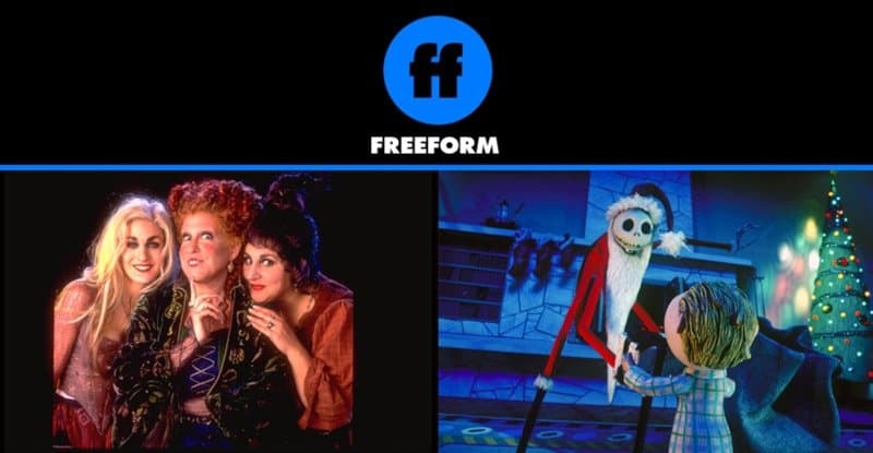 Freeform 31 Days of Halloween Movies