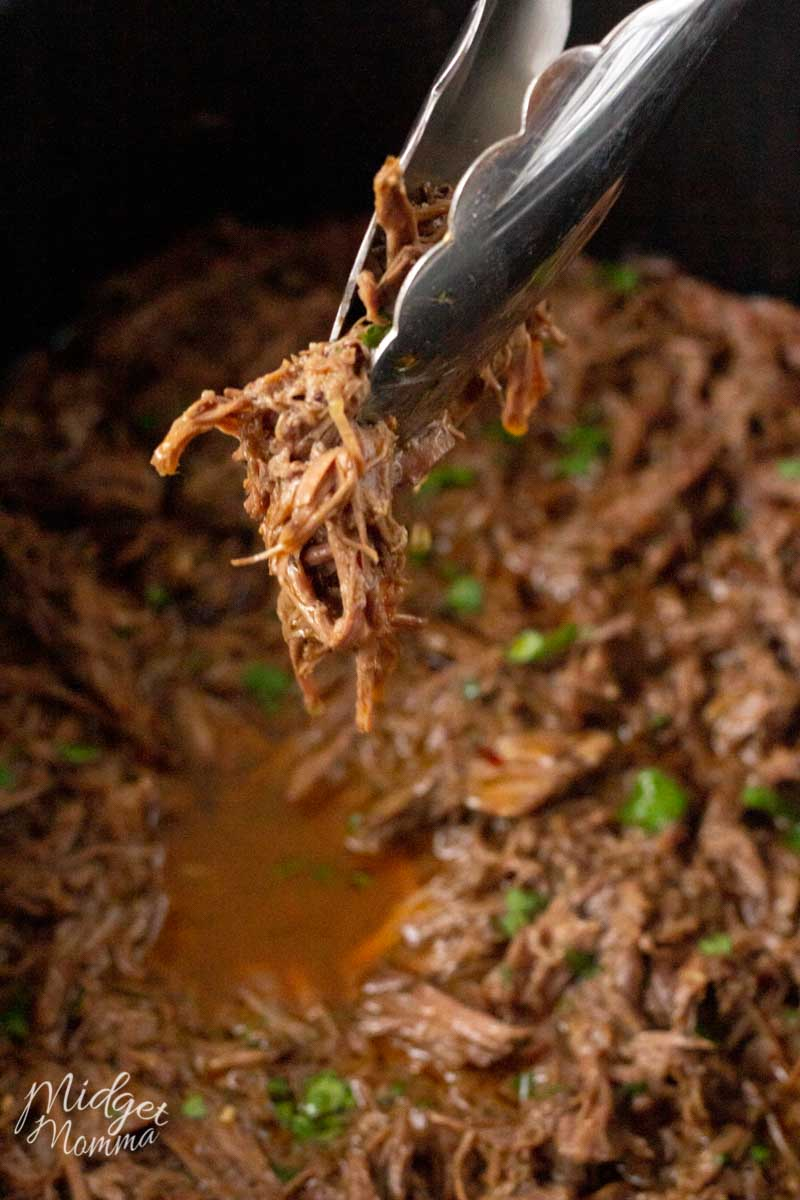 Crock-pot Barbacoa