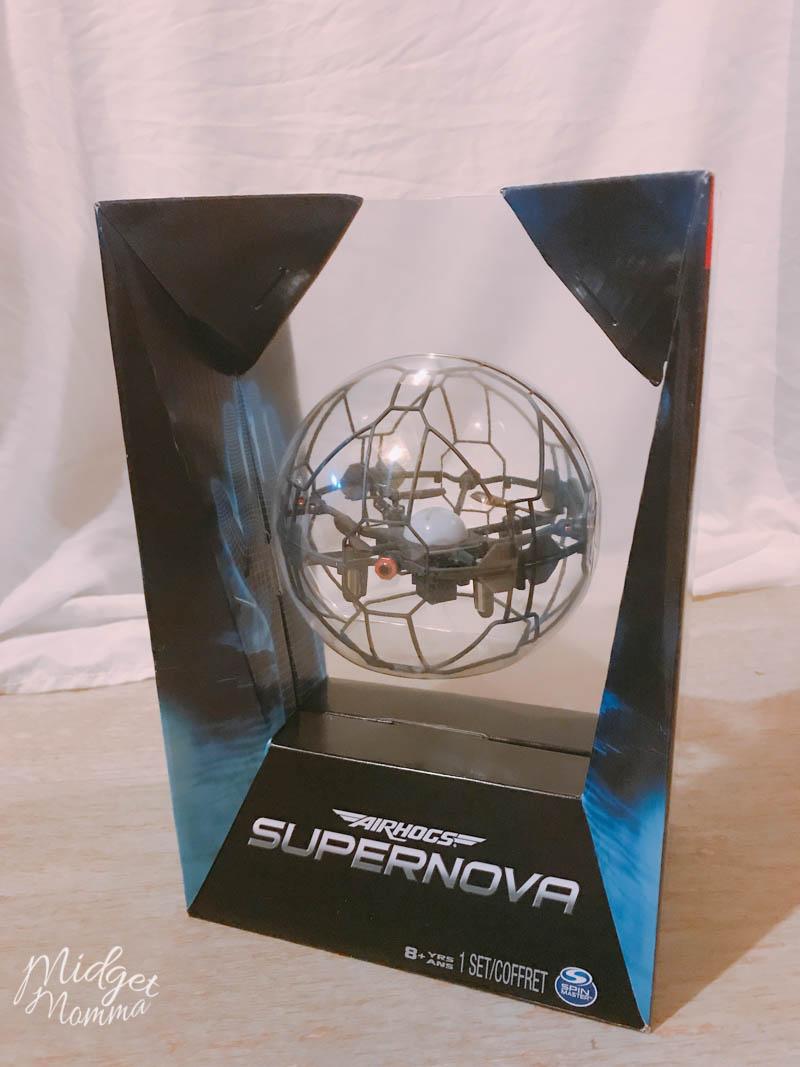 Gift Ideas for Christmas- Air Hog SuperNova