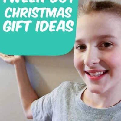 Gift Ideas for Tween Boy