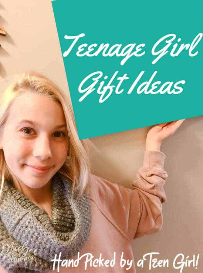 teenage Girl Gift Ideas for Christmas