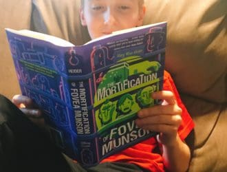 The Mortification of Fovea Munson Is a Great Book for Kids! + Giveaway!