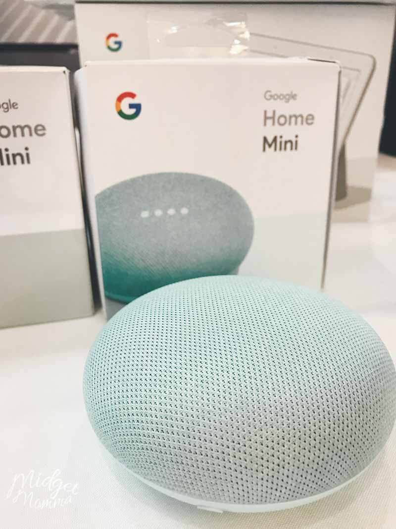 Google MIni Home