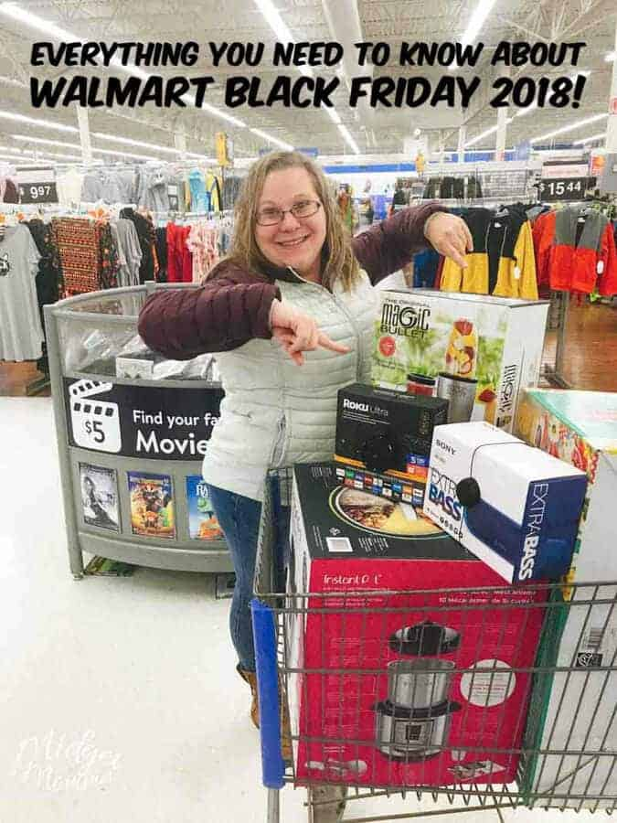 everything you need to know about walmart black friday 2018 midgetmomma. Black Bedroom Furniture Sets. Home Design Ideas