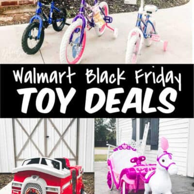 Check out these awesome Walmart Black Friday Toy Deals! Plenty of amazing Walmart Black Friday Toy Deals to get all of your toy needs!