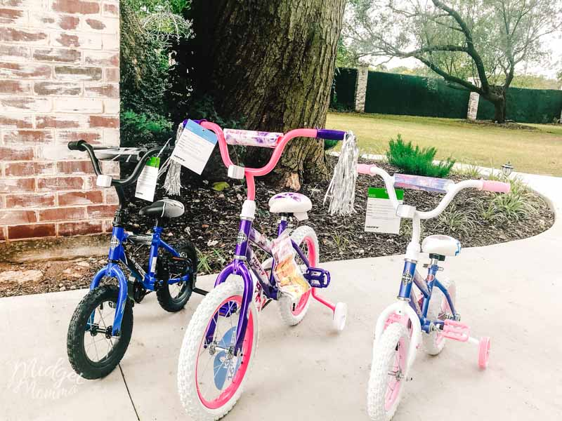 Walmart Black Friday Kids Bike Deal