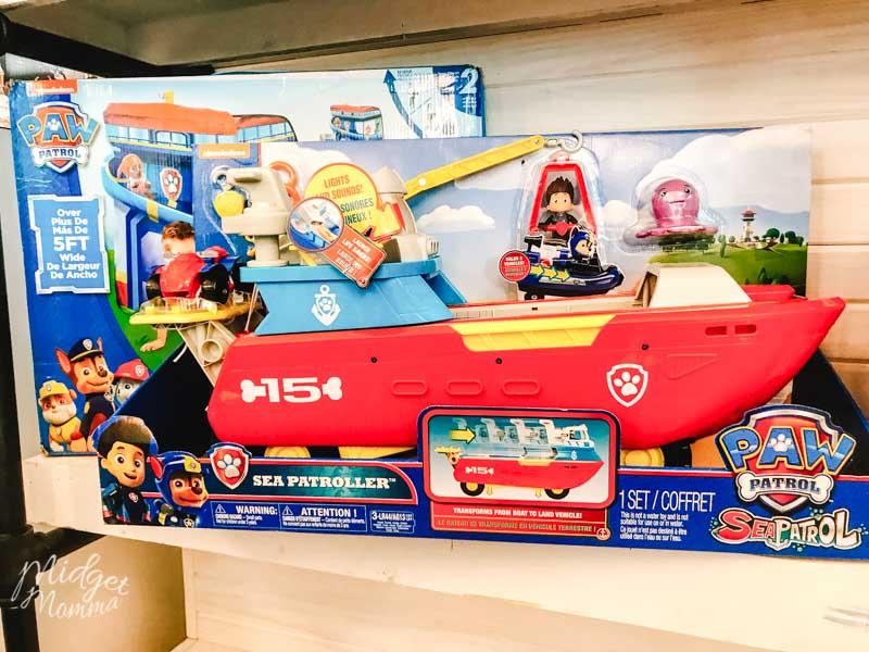 Walmart Paw Patrol Toys