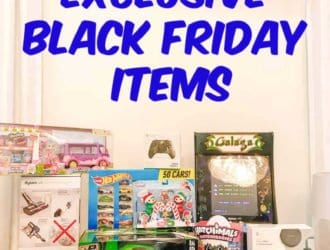 Exclusive Black Friday Items you can ONLY Get at Walmart