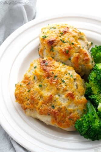 cheddar ranch chicken