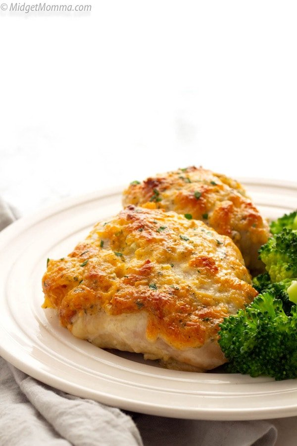 cheddar ranch baked chicken