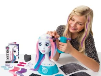 Save 50% on this Cool Maker – Airbrush Hair and Makeup Styling Studio!