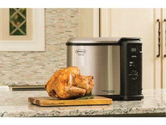 Get ready to fry that bird!  Butterball XL Electric Fryer on rollback for $139 with Free 2-Day Shipping!