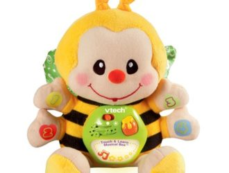 Lowest Price Around!  VTech® Touch & Learn Musical Bee ONLY $14.99!
