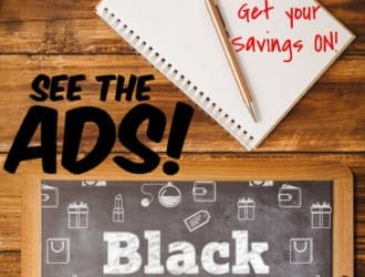 Check out the Black Friday 2018 Ads – Plan your Black Friday Shopping!