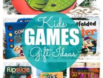 KidsGames Gift Ideas