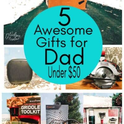 Gifts for Dad under $50