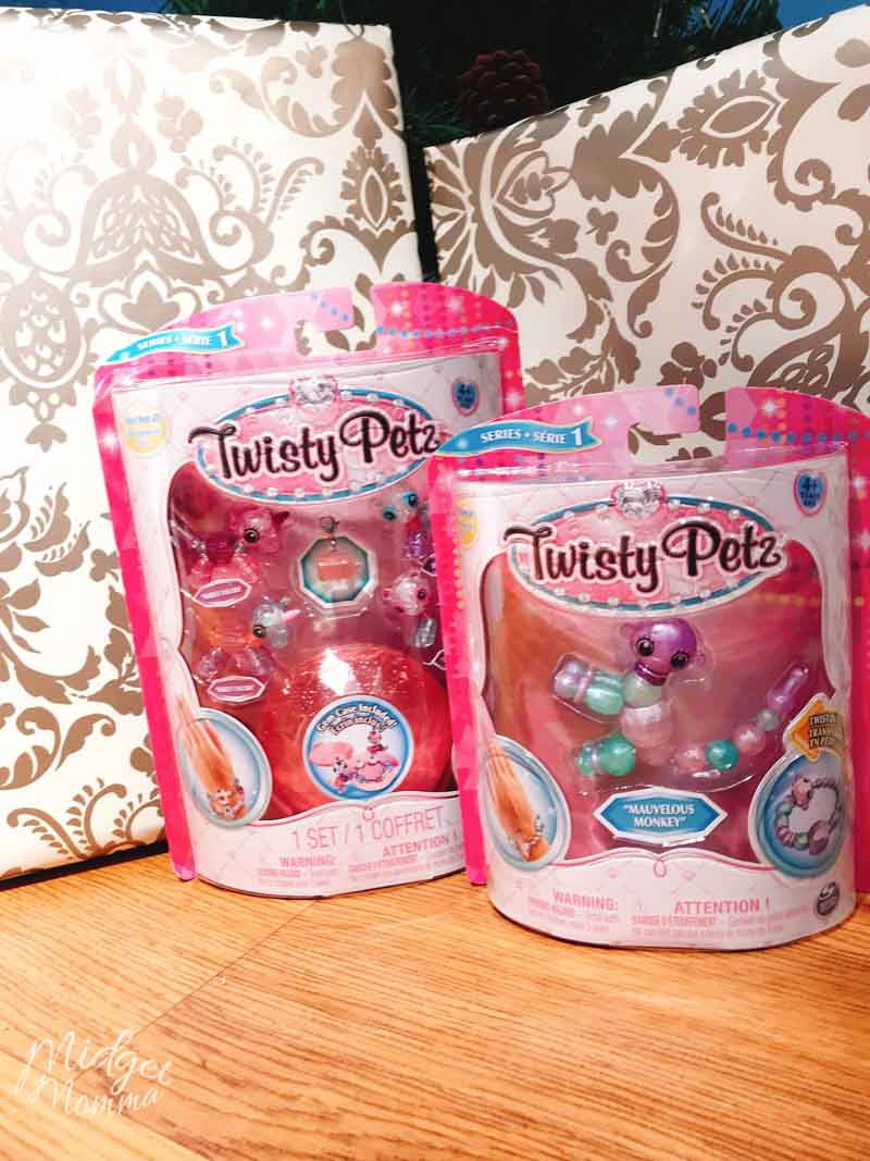 Christmas gifts for girls - Twisty Petz