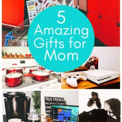 Holiday gifts for Mom at Walmart (3)