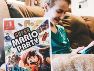 Mario Party For Nintendo Switch! The MUST Have Game for Family Gaming Night!