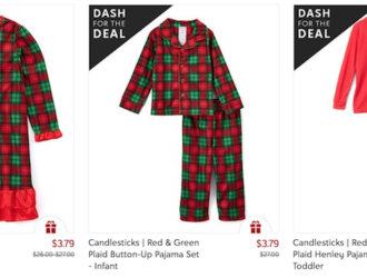 Christmas pjs for the family