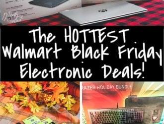 Walmart Black Friday Electronic Deals I Love!