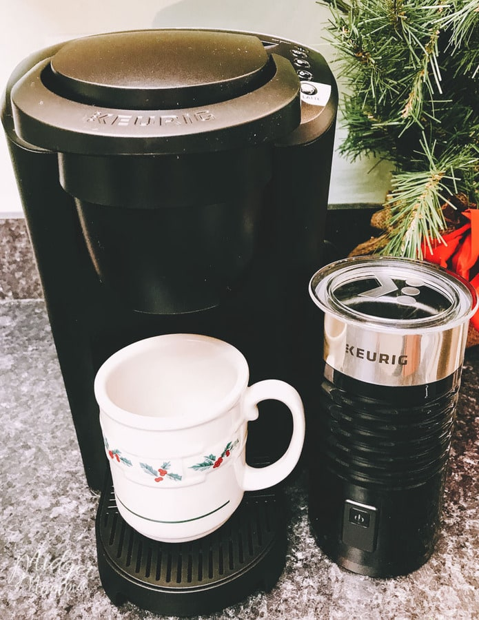 Keurig K-Latte at Walmart