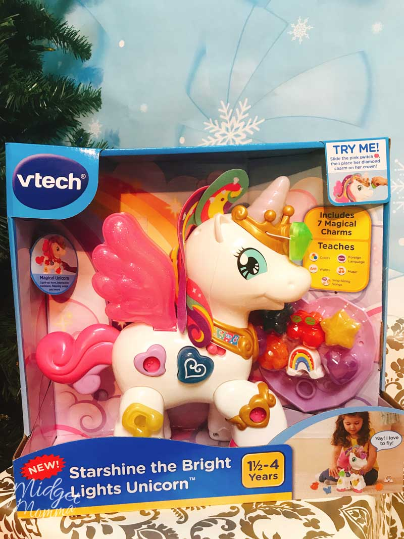 vtech unicorn
