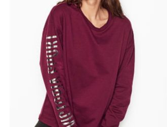Victoria's Secret: 8 Clothing Items + Blanket ONLY $100 Shipped! Reg $405!