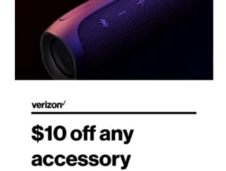 Verizon Wireless Customers Grab a FREE $10 to Spend on Accessories! Today only!