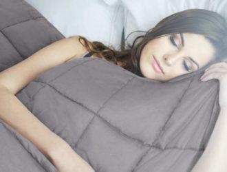 Pre-order!  NEX Weighted Blanket (40″ x 60″,15 lbs) Heavy Gravity Blanket!