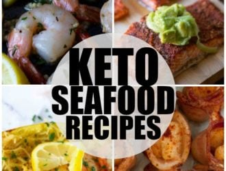 keto seafood recipes