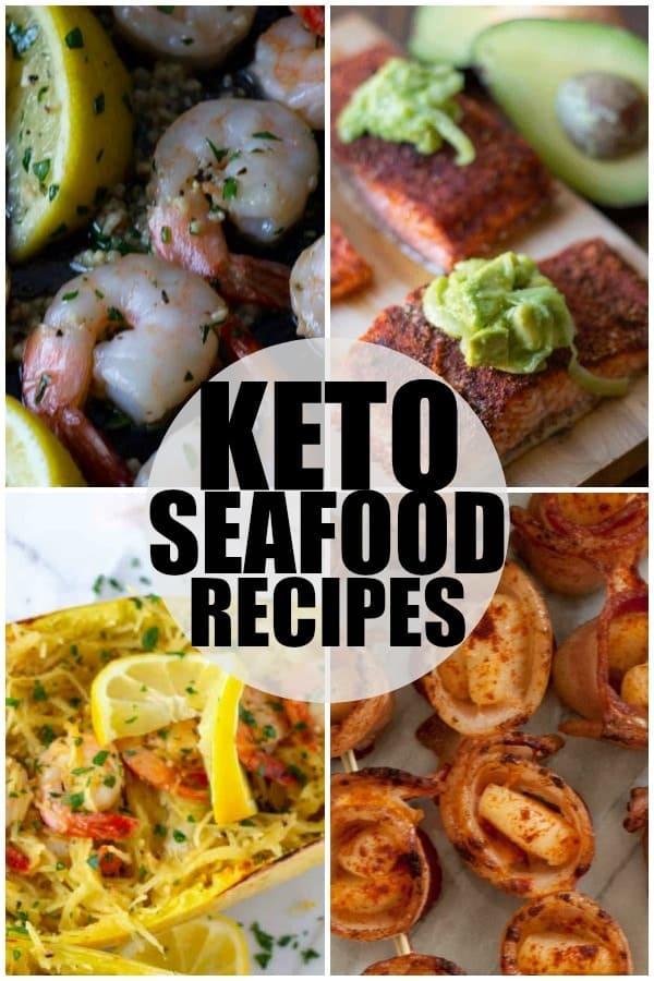 keto seafood recipes