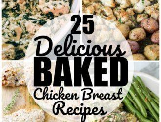 Baked chicken Breast Recipes