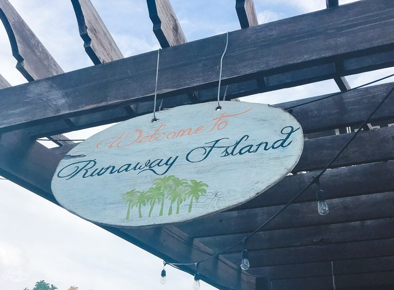 Runaway Island Panama City Beach Restaurant