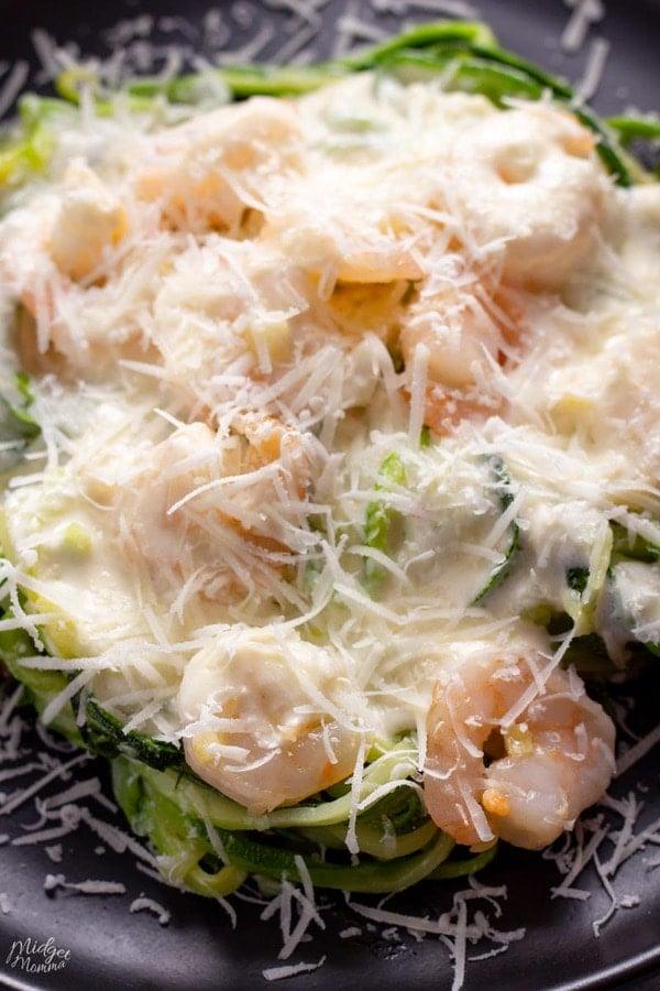 shrimp alfredo recipe