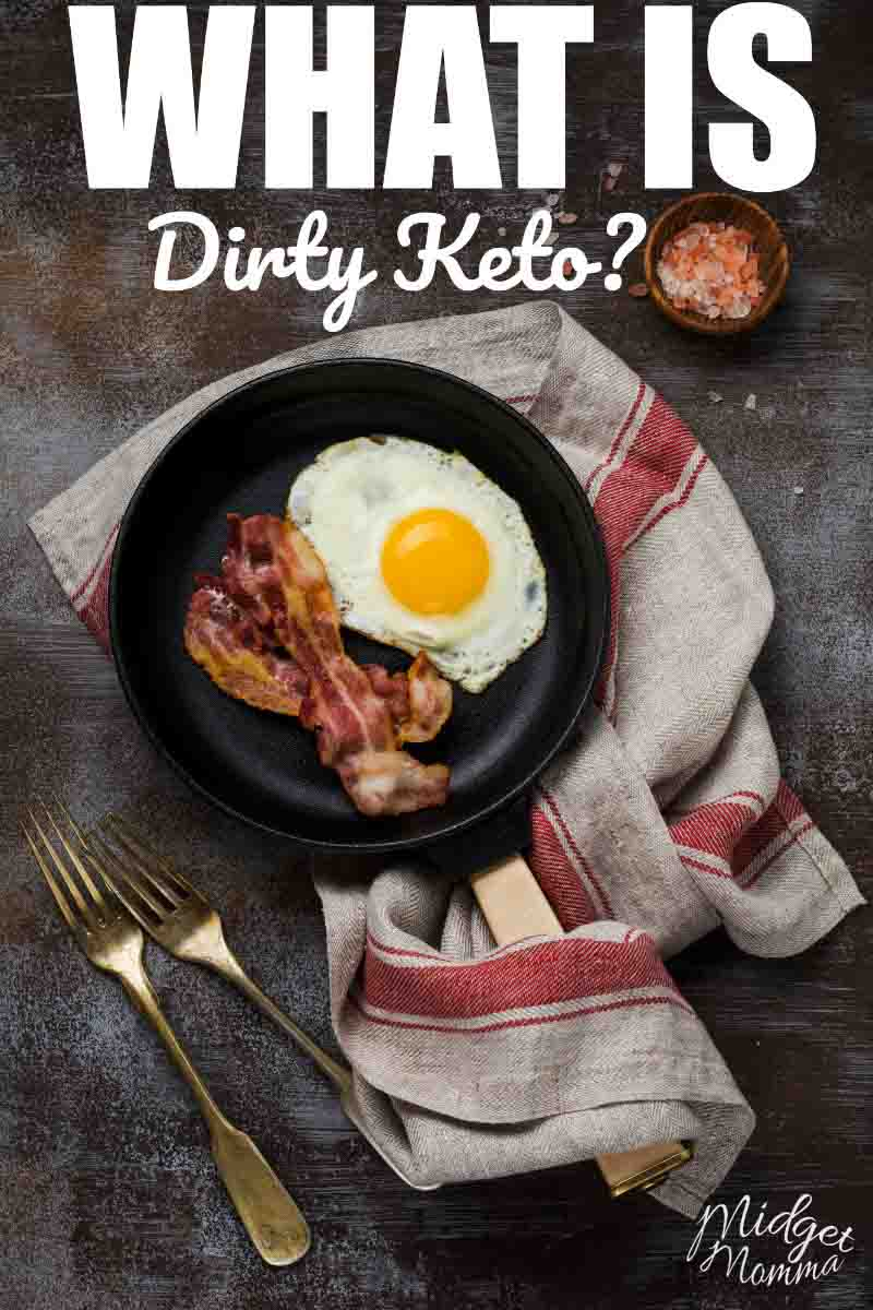 what is dirty keto?