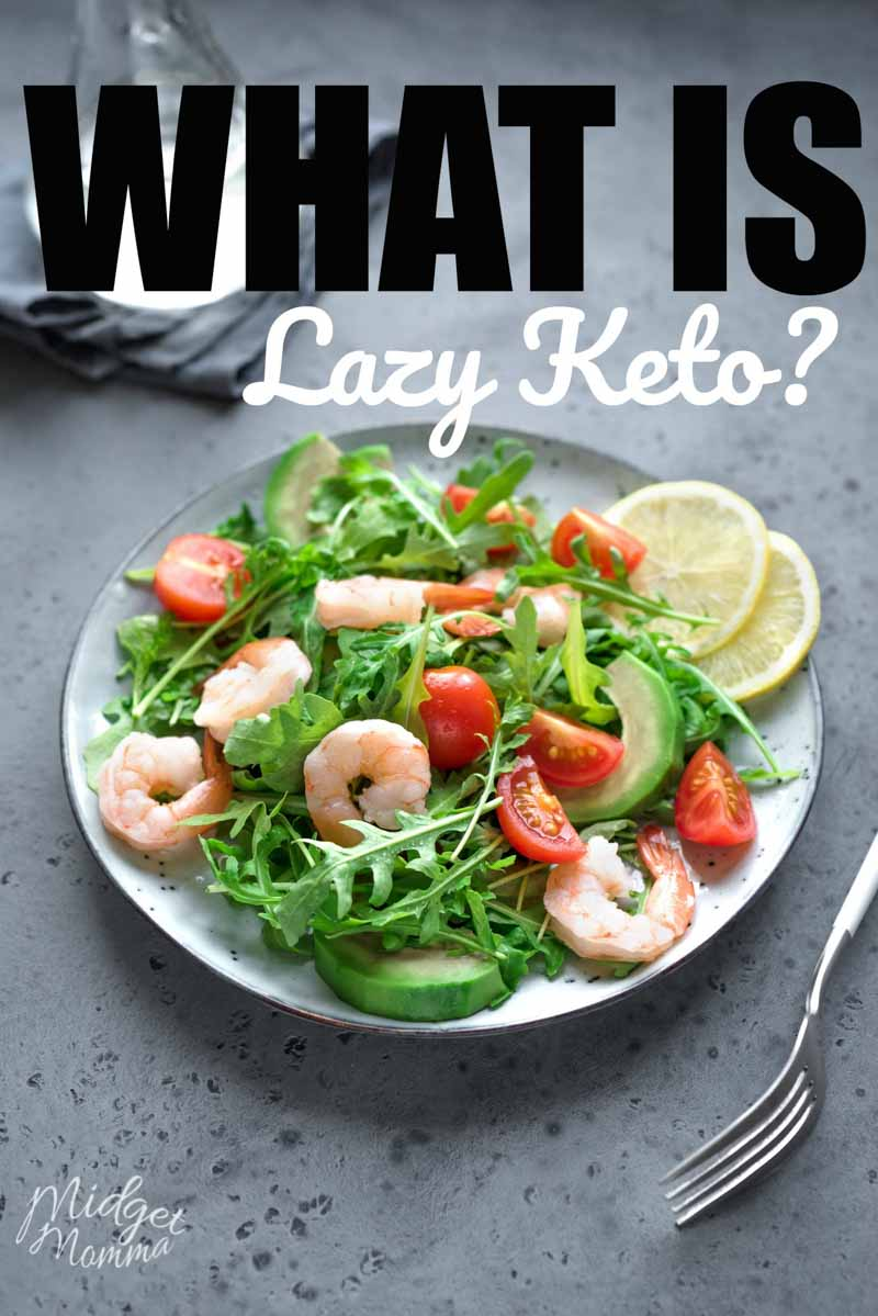 what is lazy keto?